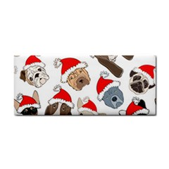 Christmas Puppies Cosmetic Storage Cases by AllThingsEveryone