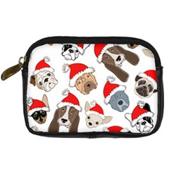 Christmas Puppies Digital Camera Cases by allthingseveryone