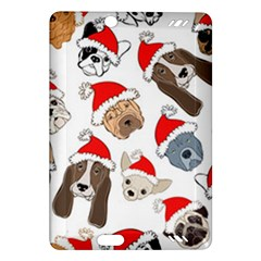 Christmas Puppies Amazon Kindle Fire Hd (2013) Hardshell Case by AllThingsEveryone