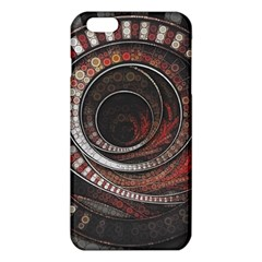 The Thousand And One Rings Of The Fractal Circus Iphone 6 Plus/6s Plus Tpu Case by beautifulfractals