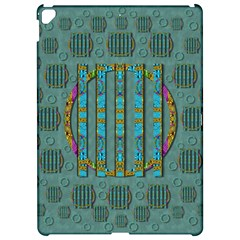 Freedom Is Every Where Just Love It Pop Art Apple Ipad Pro 12 9   Hardshell Case by pepitasart
