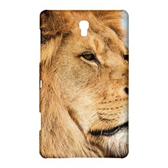 Big Male Lion Looking Right Samsung Galaxy Tab S (8 4 ) Hardshell Case  by Ucco