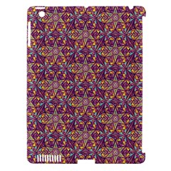 Flower Kaleidoscope 2 01 Apple Ipad 3/4 Hardshell Case (compatible With Smart Cover) by Cveti