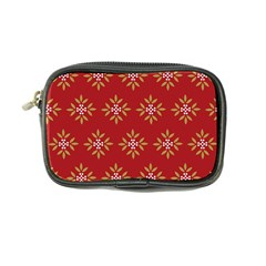 Pattern Background Holiday Coin Purse by Celenk
