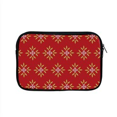 Pattern Background Holiday Apple Macbook Pro 15  Zipper Case by Celenk