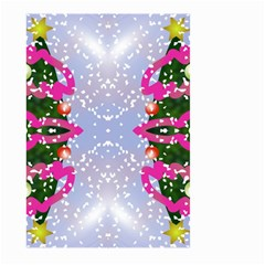 Seamless Tileable Pattern Design Large Garden Flag (two Sides) by Celenk