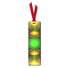 Christmas Ornament Fractal Small Book Marks by Celenk