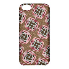 Pattern Texture Moroccan Print Apple Iphone 5c Hardshell Case by Celenk