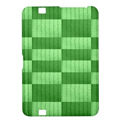 Wool Ribbed Texture Green Shades Kindle Fire Hd 8 9  by Celenk