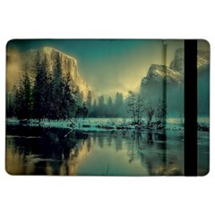 Yosemite Park Landscape Sunrise Ipad Air 2 Flip