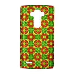 Pattern Texture Christmas Colors Lg G4 Hardshell Case by Celenk