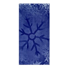 Winter Hardest Frost Cold Shower Curtain 36  X 72  (stall)  by Celenk