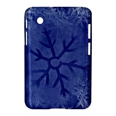 Winter Hardest Frost Cold Samsung Galaxy Tab 2 (7 ) P3100 Hardshell Case  by Celenk