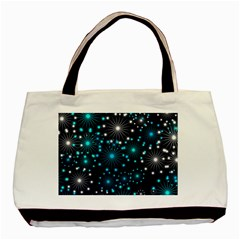 Wallpaper Background Abstract Basic Tote Bag (two Sides) by Celenk