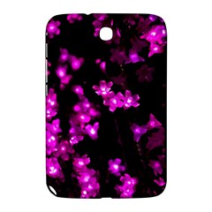 Abstract Background Purple Bright Samsung Galaxy Note 8 0 N5100 Hardshell Case  by Celenk