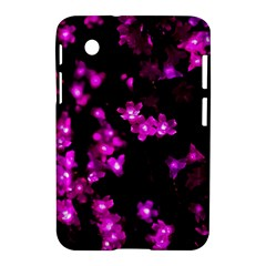 Abstract Background Purple Bright Samsung Galaxy Tab 2 (7 ) P3100 Hardshell Case  by Celenk