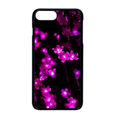 Abstract Background Purple Bright Apple Iphone 8 Plus Seamless Case (black) by Celenk