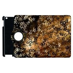 Star Sky Graphic Night Background Apple Ipad 3/4 Flip 360 Case by Celenk