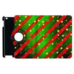 Star Sky Graphic Night Background Apple Ipad 2 Flip 360 Case by Celenk