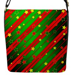 Star Sky Graphic Night Background Flap Messenger Bag (s) by Celenk