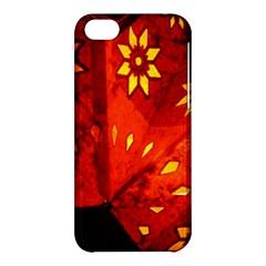 Star Light Christmas Romantic Hell Apple Iphone 5c Hardshell Case by Celenk