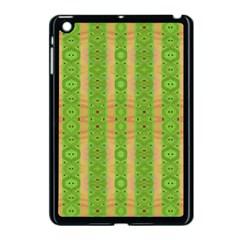 Seamless Tileable Pattern Design Apple Ipad Mini Case (black) by Celenk