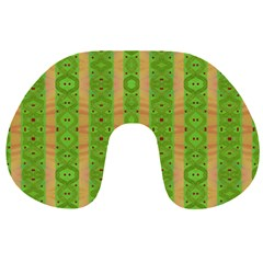 Seamless Tileable Pattern Design Travel Neck Pillows
