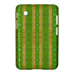 Seamless Tileable Pattern Design Samsung Galaxy Tab 2 (7 ) P3100 Hardshell Case  by Celenk
