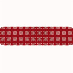 Christmas Paper Wrapping Paper Large Bar Mats by Celenk
