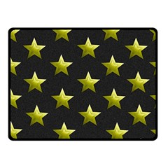 Stars Backgrounds Patterns Shapes Fleece Blanket (small)