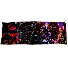 Abstract Background Celebration Body Pillow Case (dakimakura) by Celenk