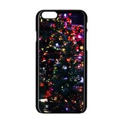 Abstract Background Celebration Apple Iphone 6/6s Black Enamel Case by Celenk