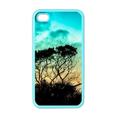 Trees Branches Branch Nature Apple Iphone 4 Case (color)