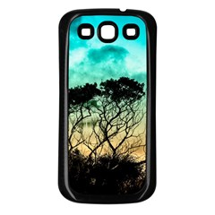 Trees Branches Branch Nature Samsung Galaxy S3 Back Case (black) by Celenk
