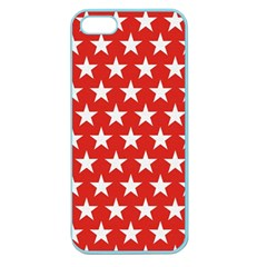 Star Christmas Advent Structure Apple Seamless Iphone 5 Case (color) by Celenk