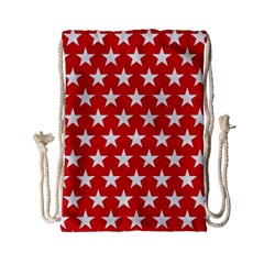 Star Christmas Advent Structure Drawstring Bag (small) by Celenk