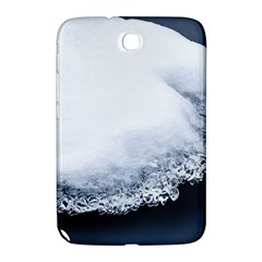 Ice, Snow And Moving Water Samsung Galaxy Note 8 0 N5100 Hardshell Case  by Ucco