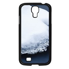 Ice, Snow And Moving Water Samsung Galaxy S4 I9500/ I9505 Case (black) by Ucco
