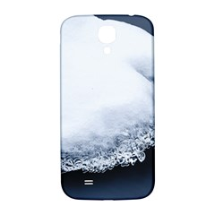 Ice, Snow And Moving Water Samsung Galaxy S4 I9500/i9505  Hardshell Back Case by Ucco