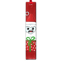 Yeti Xmas Large Book Marks by Valentinaart