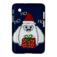 Yeti Xmas Samsung Galaxy Tab 2 (7 ) P3100 Hardshell Case  by Valentinaart