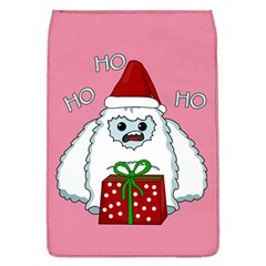 Yeti Xmas Flap Covers (l)  by Valentinaart
