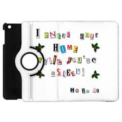 Santa s Note Apple Ipad Mini Flip 360 Case by Valentinaart