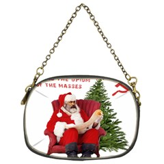 Karl Marx Santa  Chain Purses (two Sides)  by Valentinaart