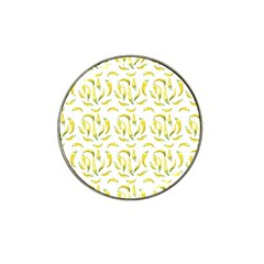 Chilli Pepers Pattern Motif Hat Clip Ball Marker (10 Pack) by dflcprints