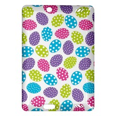 Polka Dot Easter Eggs Amazon Kindle Fire Hd (2013) Hardshell Case by allthingseveryone