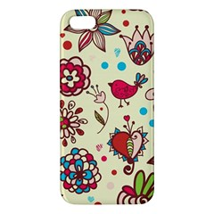 Spring Time Fun Apple Iphone 5 Premium Hardshell Case by allthingseveryone