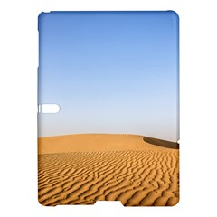 Desert Dunes With Blue Sky Samsung Galaxy Tab S (10 5 ) Hardshell Case  by Ucco