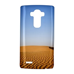 Desert Dunes With Blue Sky Lg G4 Hardshell Case by Ucco