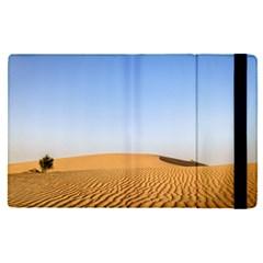 Desert Dunes With Blue Sky Apple Ipad Pro 12 9   Flip Case by Ucco